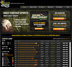 Draftkings stock options